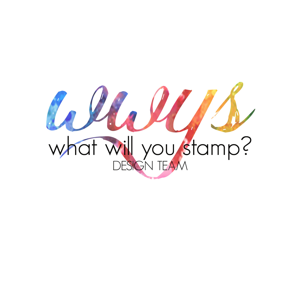 What Will You Stamp?