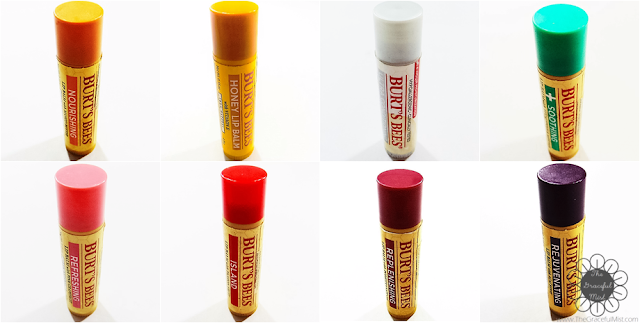 Burt`s Bees Philippines` Lip Balms | Review and Top Picks (www.TheGracefulMist.com)