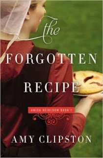 Heidi Reads... The Forgotten Recipe by Amy Clipston