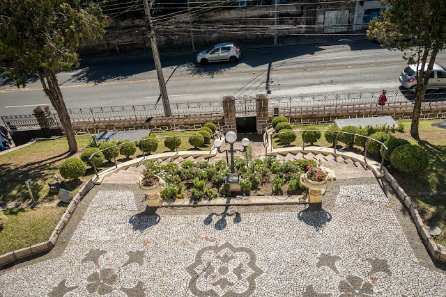 Casa Virmond - detalhe jardim