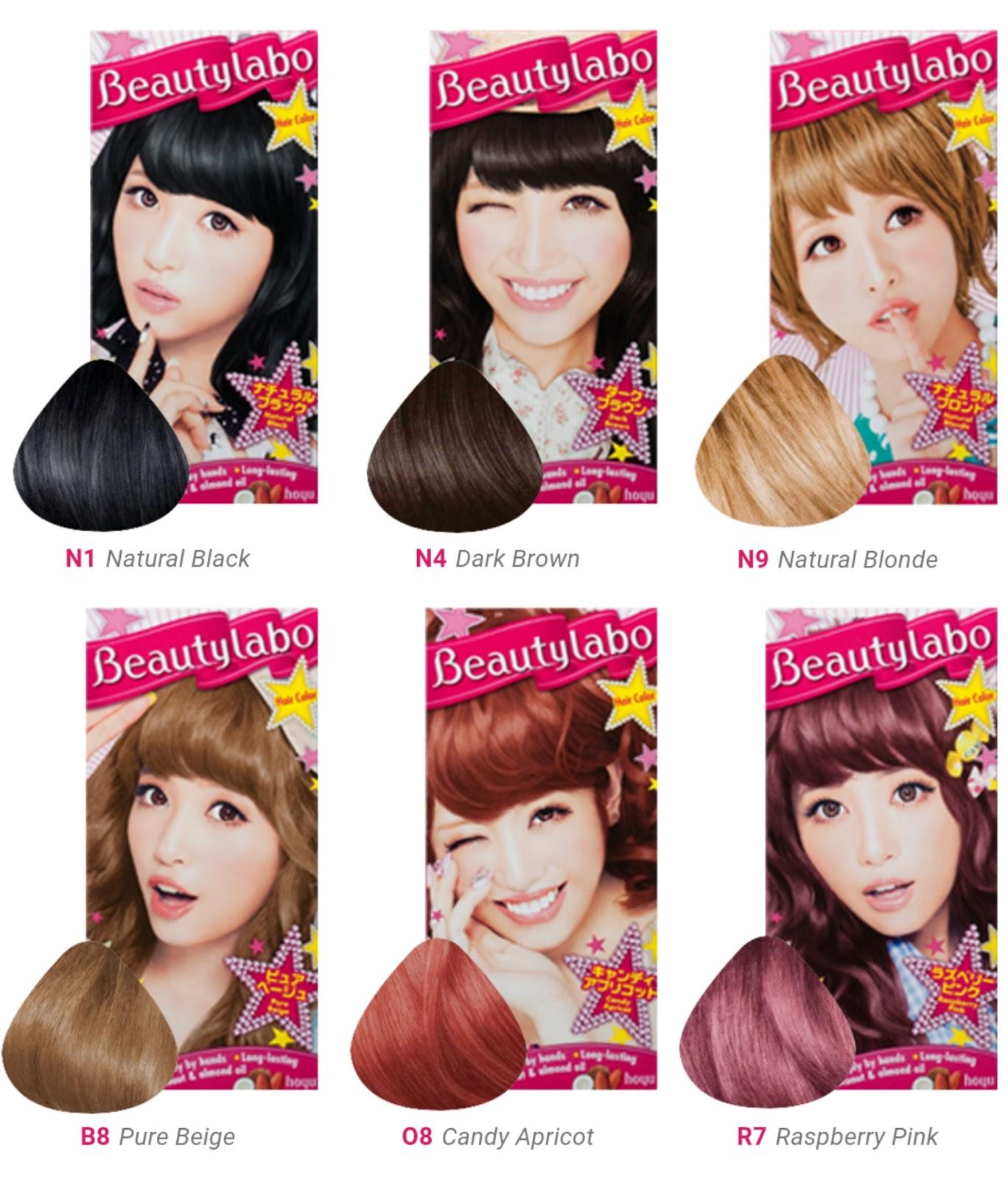 """Tentang Beautylabo Hair Color """""""