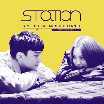 CHEN & Heize Lil' Something
