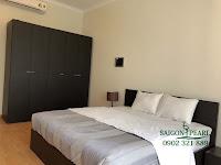 Saigon Pearl Topaz 2 cho thuê 86m2 | giường ngủ tại phòng ngủ