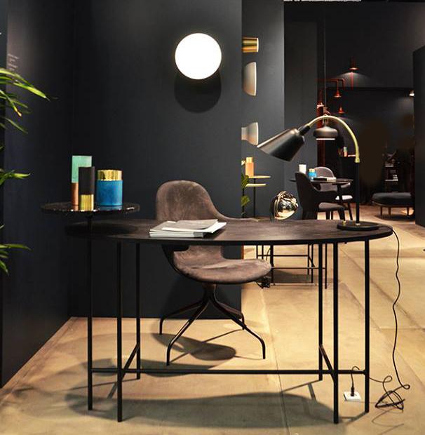 die wohngalerie neue trends der k lner m belmesse imm cologne 2016. Black Bedroom Furniture Sets. Home Design Ideas