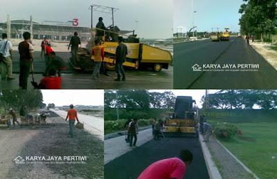 Pengaspalan Bandara, Terminal 3 Bandara Soekarno Hatta Jakarta