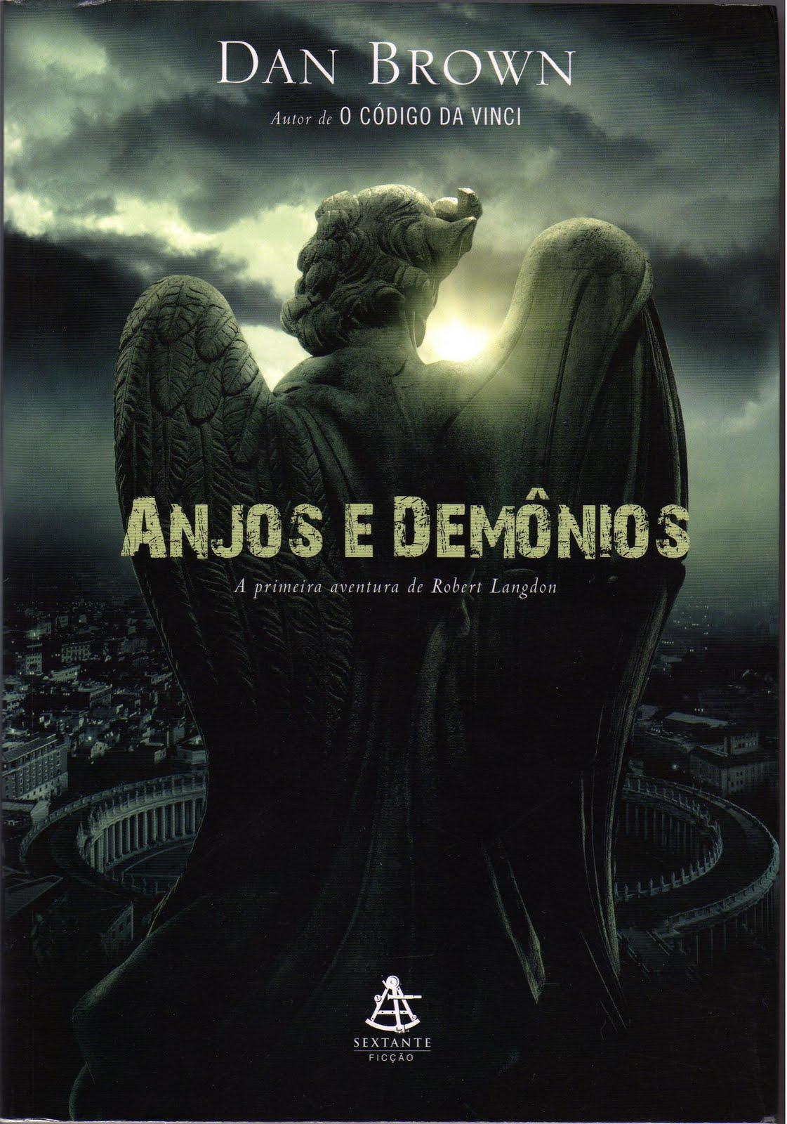Resenha #3 Anjos E Demônios