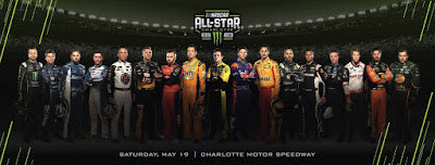 The Stars Of #NASCAR Cup are Schedule to Shine Tonight