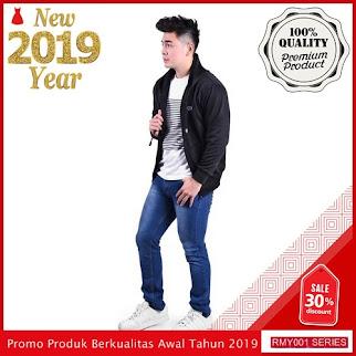 RMY143R36 Raf Celana Jeans Pria Keren Reguler 02 BMGShop
