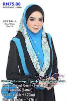 TUDUNG SHIBA NUR KASIH SAIZ XL SOFT AWNING