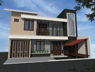 contoh desain arsitektur