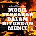 5 Hal Ini Penyebab Mobil Terbakar Dalam Hitungan Menit