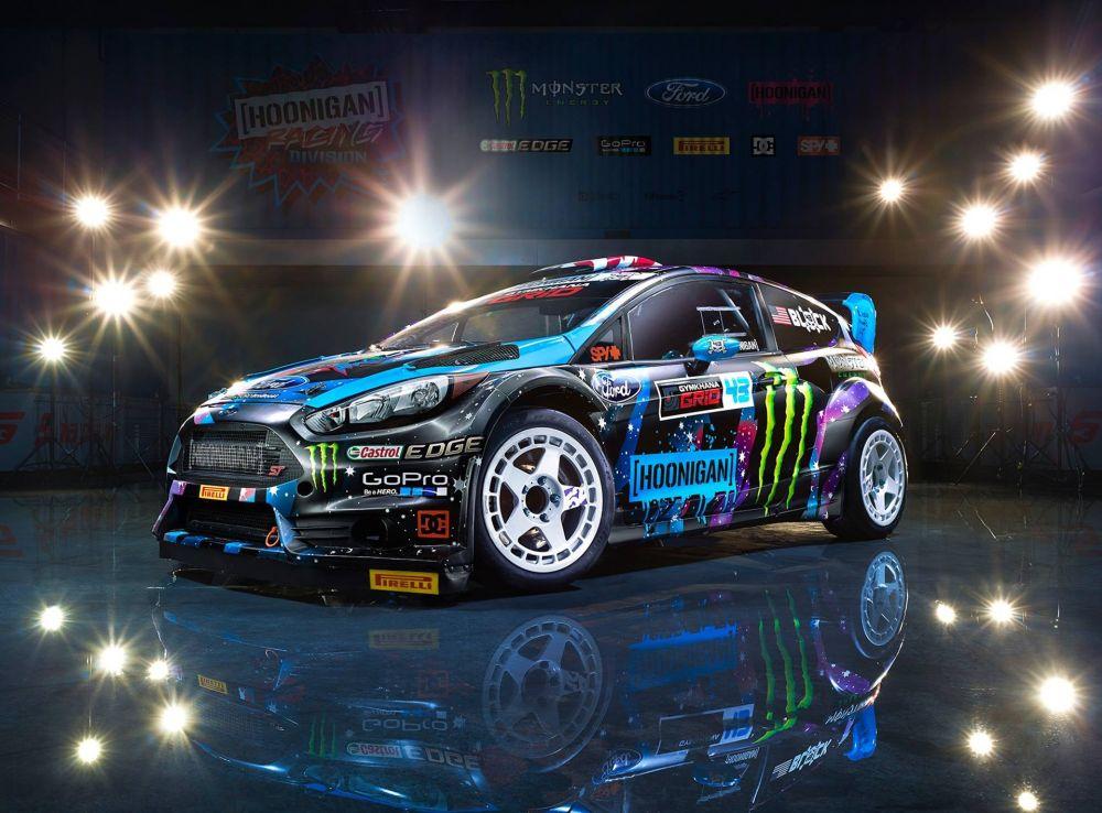 hoonigan1 O Ken Block πουλάει το Ford Fiesta WRC του! Fiesta WRC, Ford Fiesta, Ken Block