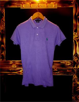 9ef8cc6f AFBUNDLE CLOTHING: RALPH LAUREN SLIM FIT KOLAR T-SHIRT(SOLD)