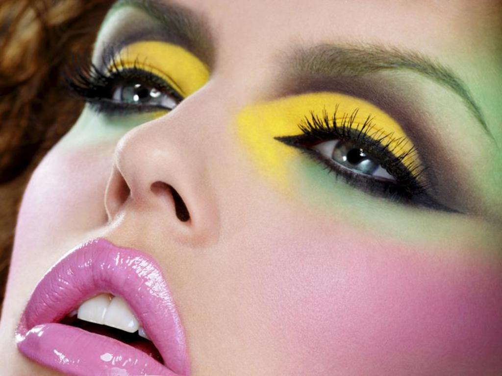 The Miami Style Blog: Fantasy : Makeup And More Make Up