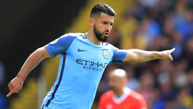 Aguero tiết lộ điểm đến tiếp theo sau khi rời Man City