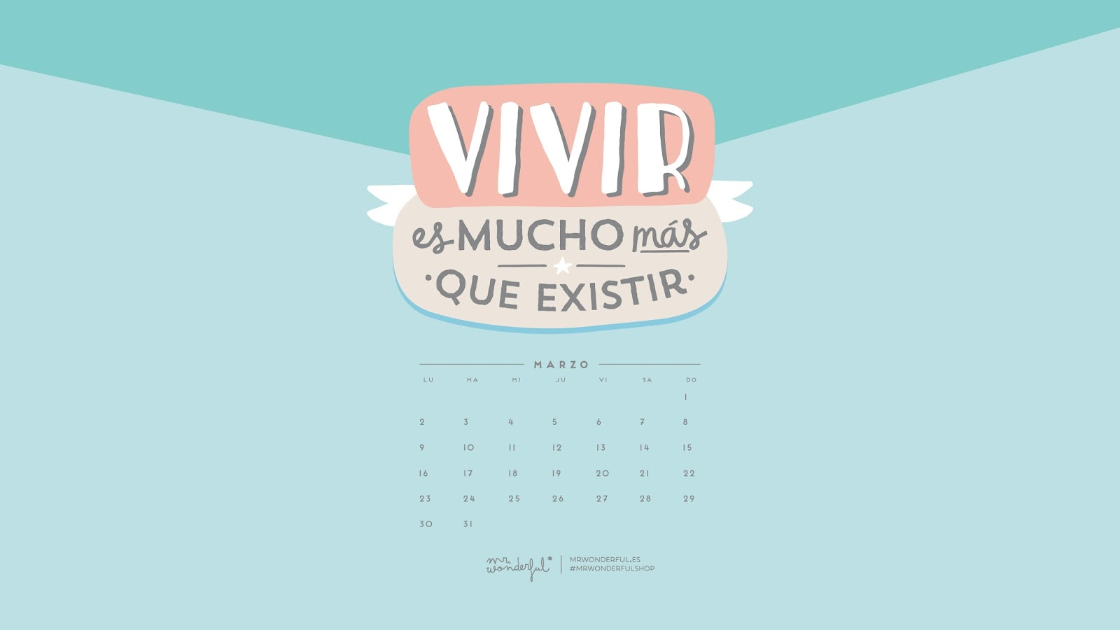 Fondos De Pantalla Descargables Mr Wonderful Onlyness