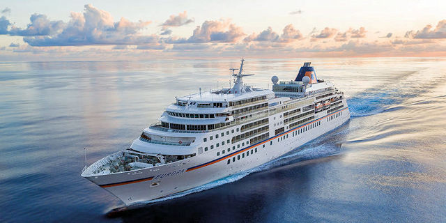 MS EUROPA (C) Hapag-Lloyd Cruises