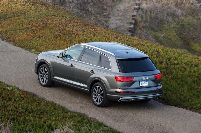 Novo Audi Q7 2017 2.0T