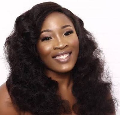 Stunning new photos of Linda Ikeji TV presenter, Tope Olowoniyan