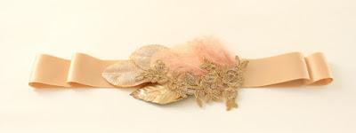 OI 1617 - Coleccion Dorado Pasamaneria - Cinturon 1
