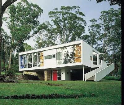 La forma moderna en latinoam rica casa seidler sidney for Casa moderna wiki