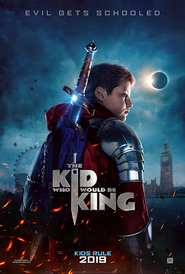 The Kid Who Would be King 2019 Dual Audio Hindi 480p BluRay 350MB