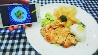 Belajar Food Fotografi Dengan Polytron Prime 7