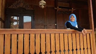 Rumah Adat Suku Osing Banyuwangi Langitindo Moeharyoso