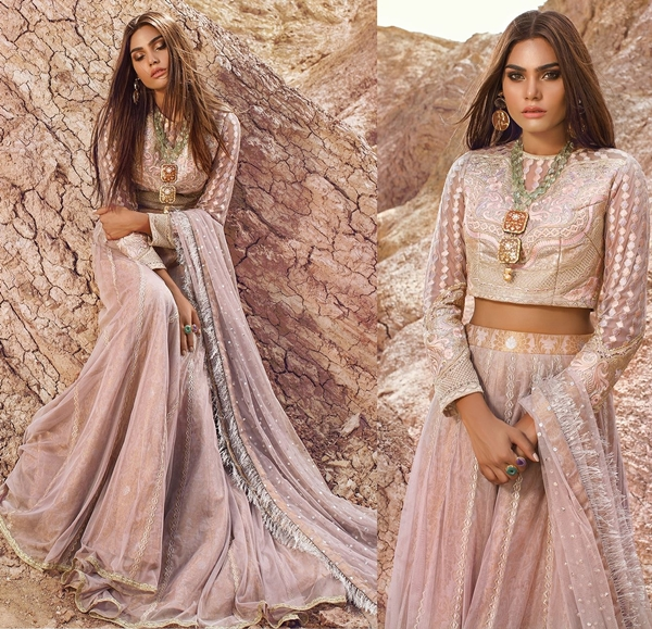 Tena Durrani Luxury Formal Collection 2017