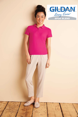 Gildan Ladies Polo T 73800L