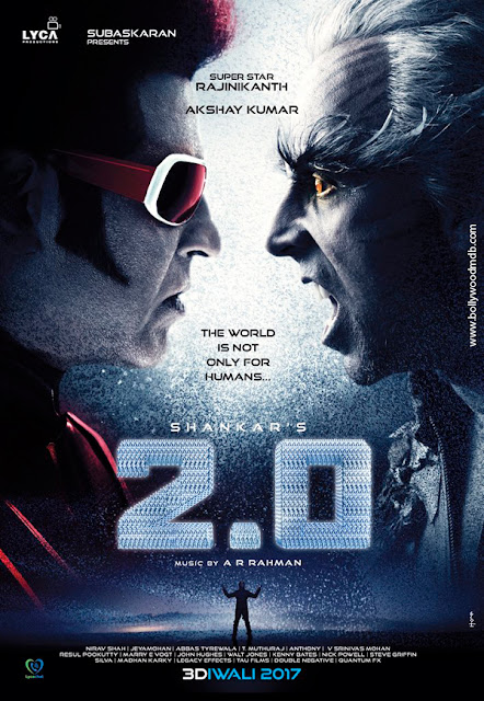 Akshay Kumar & Rajinikanth Looks And Images In 2.0
