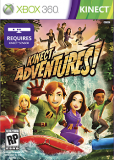 Kinect Adventures (X-BOX360) 2010
