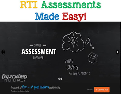Using ESGI for Back to School Guided Reading and RTI Assessments