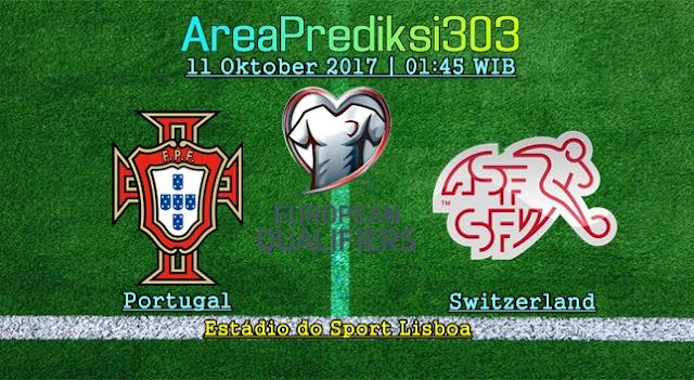 Prediksi Skor Portugal vs Swiss