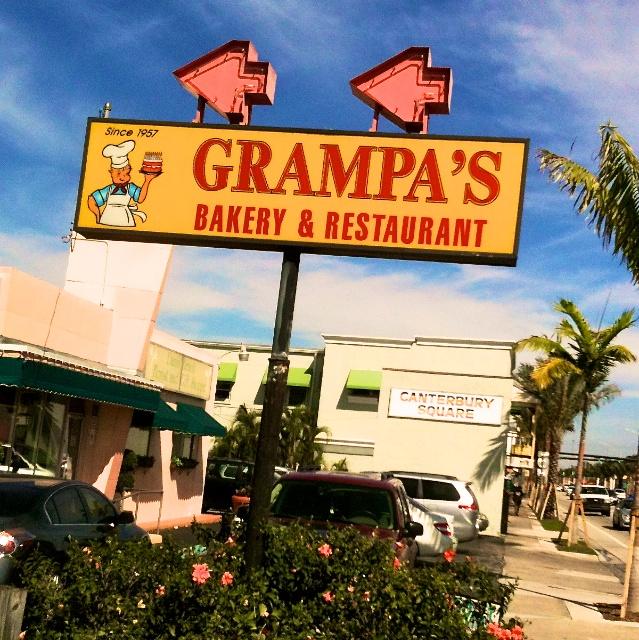 Bill's Triple-D Restaurant Review: Grandpa's