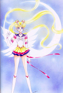 manga sailor moon, les origines de la diva des magical girls