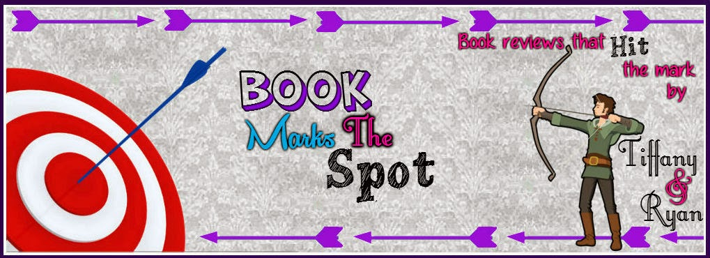 Book- Marks the Spot