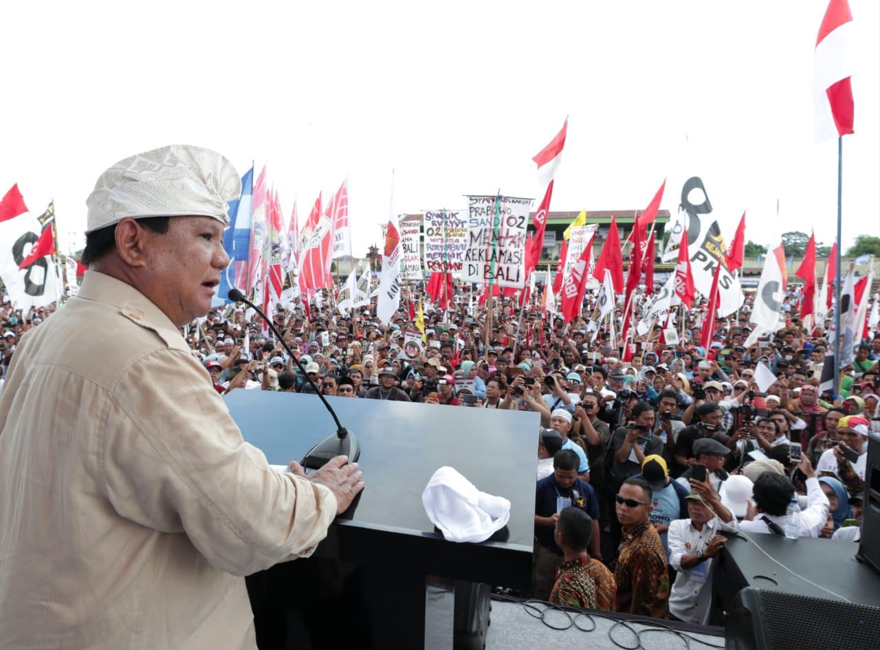 Jokowi Teriak Akan Saya Lawan, Prabowo Woles Tanggapi Fitnah