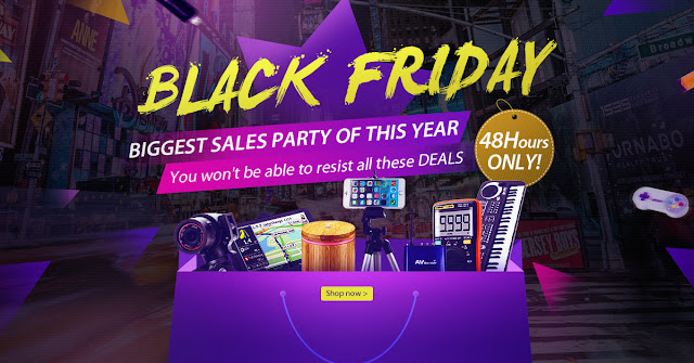 Super promotion for Black Friday Buy $50 save $8