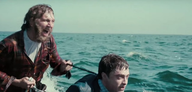 "Paul Dano and Daniel Radcliffe in ""Swiss Army Man"""