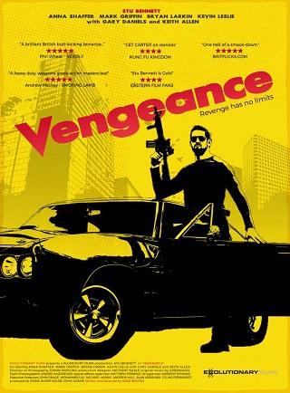 I Am Vengeance 2018 English 750MB WEB-DL ESubs 720p