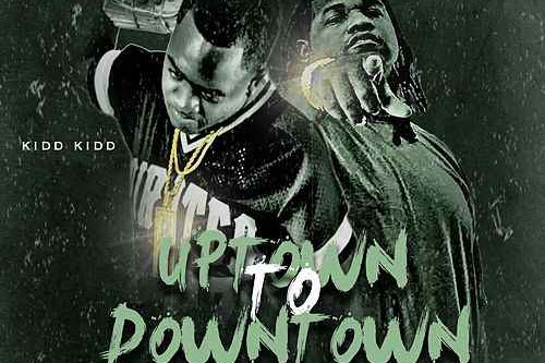 Album Stream: Kidd Kidd & Diezel DaBeast - Uptown to Downtown
