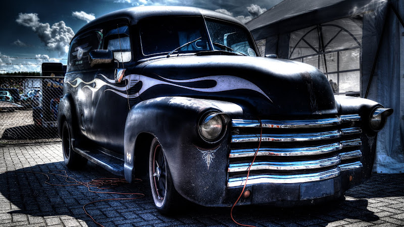 Old American Car HD