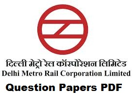 DMRC CRA Previoua Question Papers Download PDF