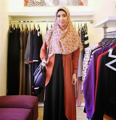 Baju Hamil Modis Muslimah 1