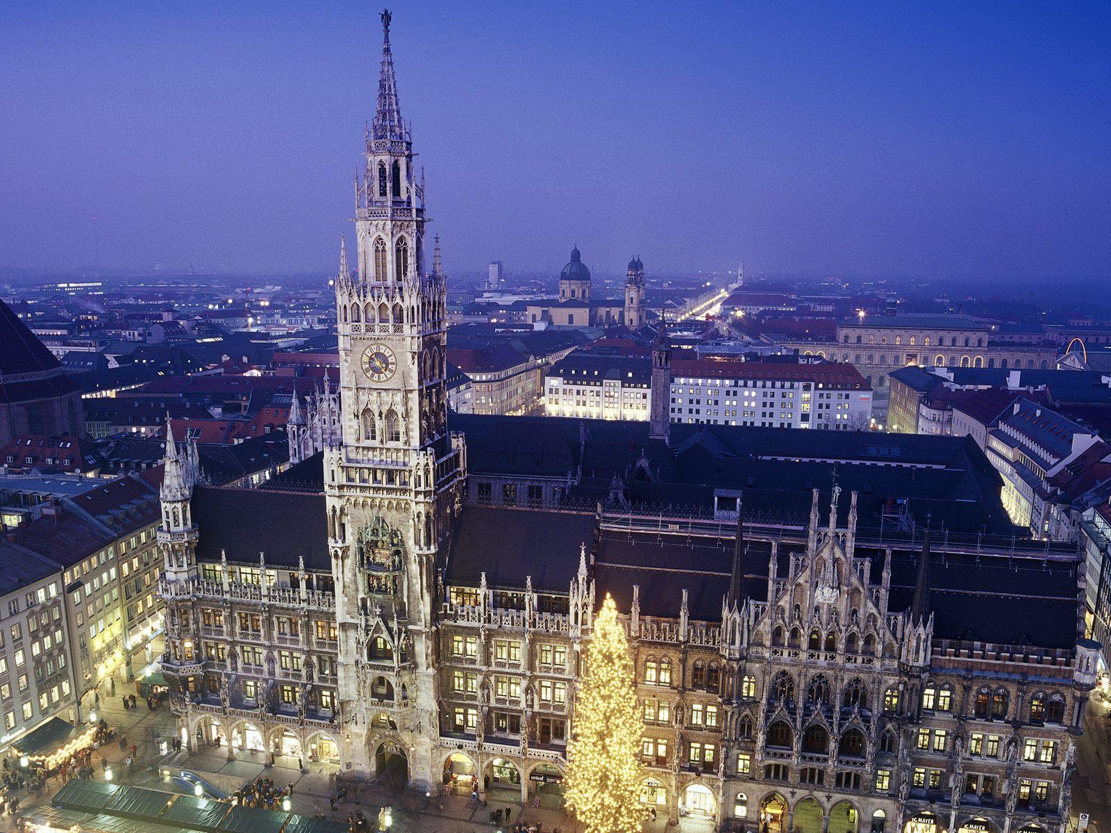 Munich, Germany - Tourist Destinations