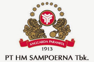 PT HM SAMPOERNA Tbk MEMBERIKAN KESEMPATAN KEPADA CALON KARYAWAN BARU MIN.D3/S1 PENERIMAAN SELURUH INDONESIA