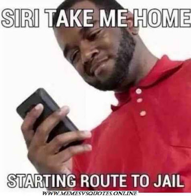 Route to jail