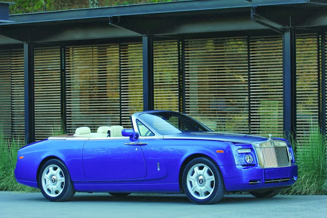 Rolls -Royce Phantom Drophead Coupe Cars Images - Prices, Features, Wallpapers.
