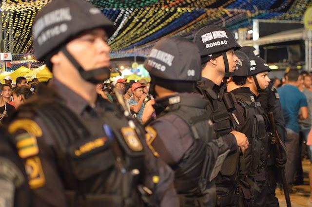 Guarda Municipal de Aracaju (SE) divulga plano de policiamento para o Forró Caju 2016